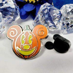 4/$25 Disney Parks Mickey Pumpkin Pin